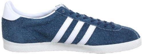 adidas Originals Gazelle OG Q23175 Herren Sneaker Blau (DARK PETROL S05 / RUNNING WHITE FTW / METALLIC GOLD)