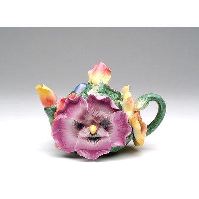 Pansy 0.19-qt. Teapot