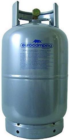 Eurocamping 7854050 Botellas Vacías Para Propano Tped-Ce ...