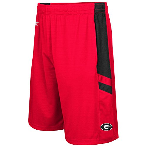 georgia bulldog basketball shorts - 1