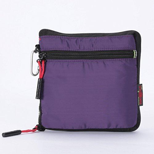 Foldable Travel Bag Duffle Bag Organizer Storage Lightweight Sports Gym Tote Bag by Alpaca Go (Image #8)