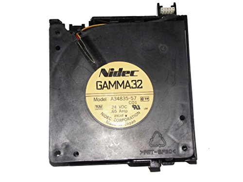 Dl360 G2 Server - Generic 12cm A34835-57 CQ1 24V 0.65A Replace with Compaq spare 252360-001 Server Fan