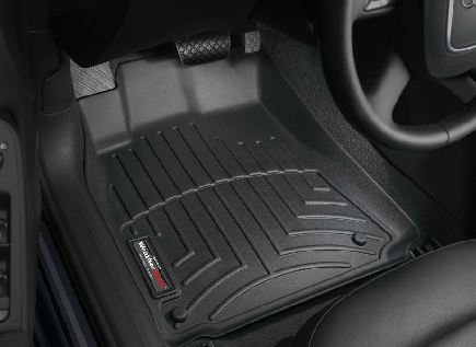2009-2016 Audi A5/S5/RS5-Weathertech Floor Liners-Full Set