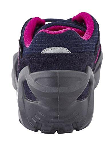II rose Chaussures de Simon Randonnée GTX Bleu Mixte Lowa Lo Enfant marine ZRB7pw