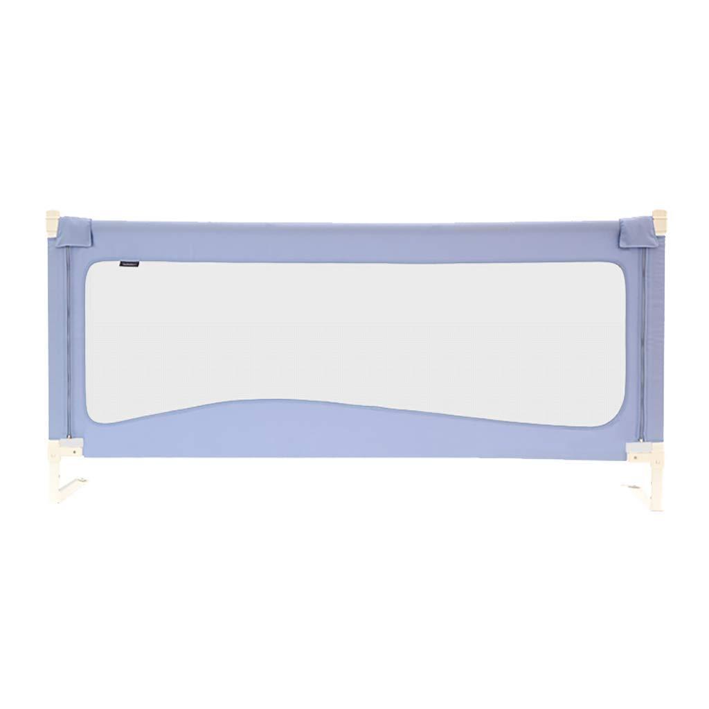 セーフティゲート縦型リフトベッドレールをミュート マウサーチャイルドアンチフォールベッドサイドバッフル高さ調節可能70-80cm、片側(カラー:PURPLE、サイズ:120CM)   B07SW6LVML