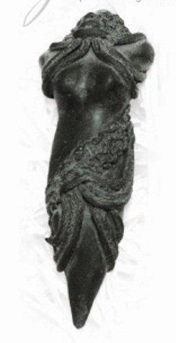 (Graphite Sculpture Pen - Goddess by The Zen Garden - Made in the USA)