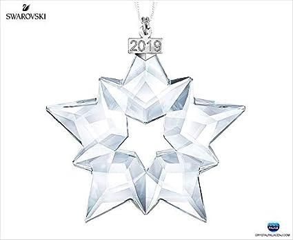 Swarovski Christmas Ornaments 2019 Swarovski 5427990 Annual Edition 2019 Large Christmas Ornament