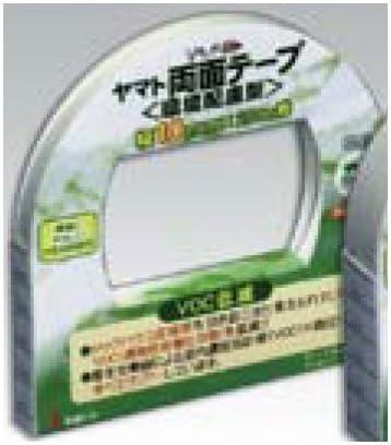 ヤマト両面テープ(環境配慮型)10mm×20m【工芸・民芸 ペーパークイリング】BB14063
