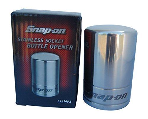 Snap-On Stainless Socket Bottle Opener
