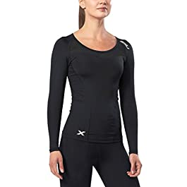 2XU Women's Long Sleeve Compression Top