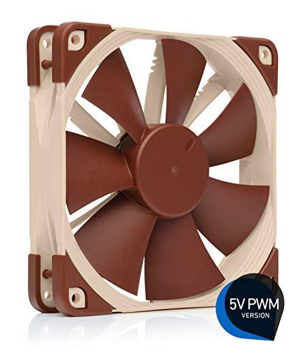 Ventilador Noctua NF-F12 5V PWM, Premium Quiet Fan with USB