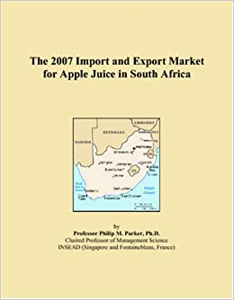 The 2007 Import and Export Market for Apple Juice in South