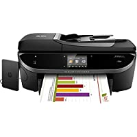 HP Officejet 8040 Wireless Color Inkjet e-All-In-One Printer, Scanner, Copier And Fax, F5A16A#ABA