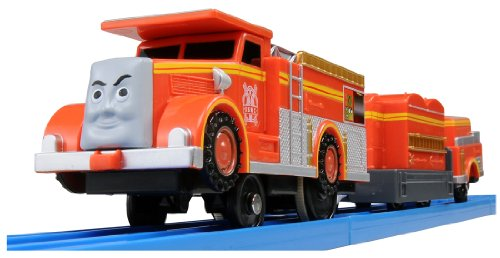 Thomas & Friends Ts-19 Flynn of Fire Engine (Tomica Plarail Model Train)