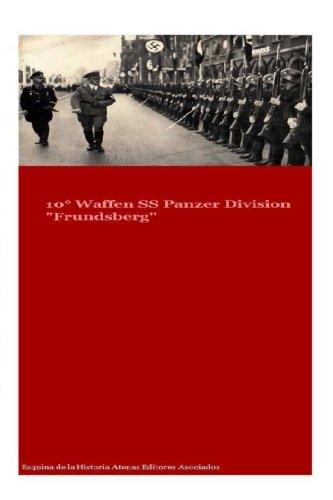 Libro : 10ma Waffen SS Panzer Division Frundsberg  - Mr G...