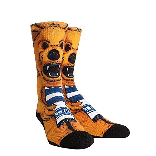 645029d9640 NCAA Super Premium College Fan Socks (L XL