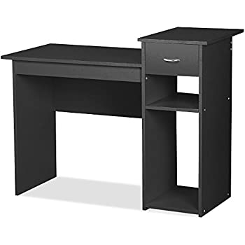Amazon Com Topeakmart Small Computer Office Desk