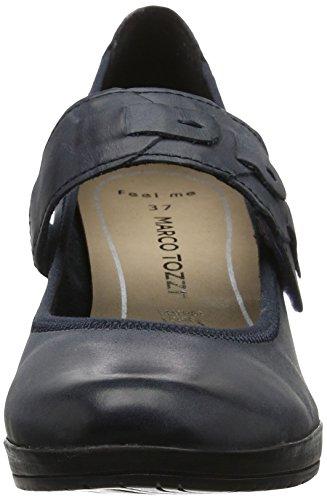 de Tozzi Premio 24415 Zapatos Tac Marco SU1fqw1