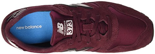 new balance 373 rojo burgundy