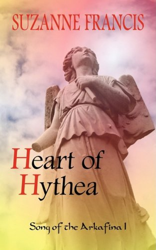 book cover of Heart of Hythea