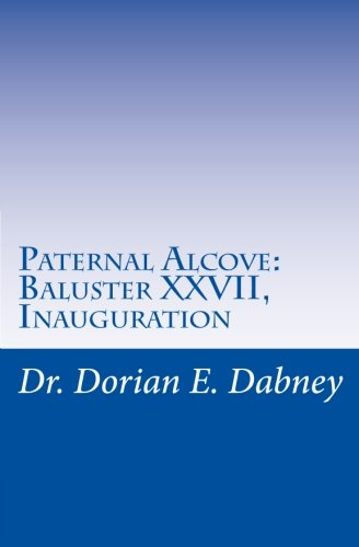 Paternal Alcove: Baluster XXVII, Inauguration