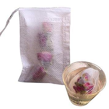 Amazon.com: Bestchoice - 100Pcs/Lot Disposable Teabags Heal ...
