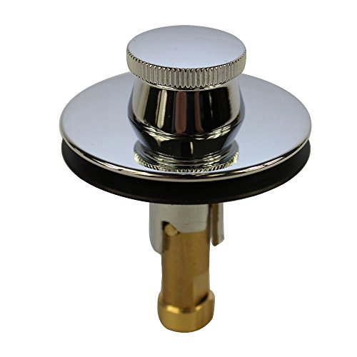 Danco 88599 Lift and Turn Drain Stopper, Chrome