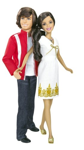 Mattel High School Musical 3: Senior Year Tree House Moment W/Gabriella and Troy Dolls, Baby & Kids Zone