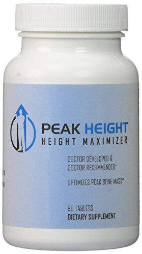 Peak Height Grow Taller Pill