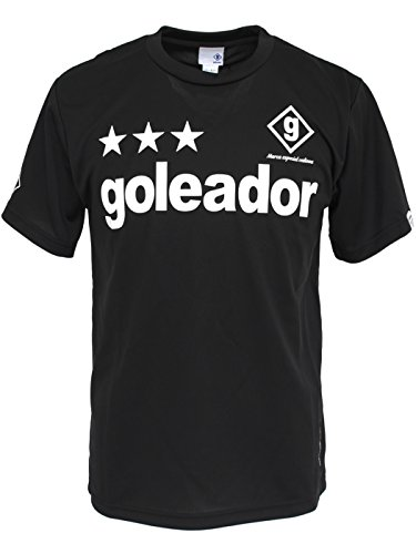 摘むスクラップブックくつろぎgoleador(ゴレアドール) ベーシックプラクティスTシャツ F-100