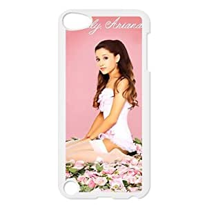 Customize American Famous Singer Ariana Grande Back Case for ipod Touch 5 JNIPOD5-1304