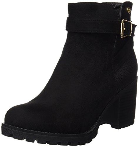XTI Women's 047226 Boots, Brown Black (Black Black)