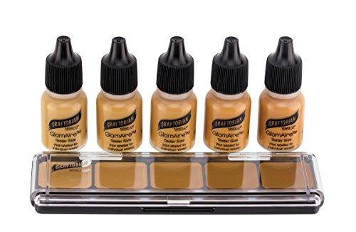 Graftobian Professional Makeup HD Sampler – Warm