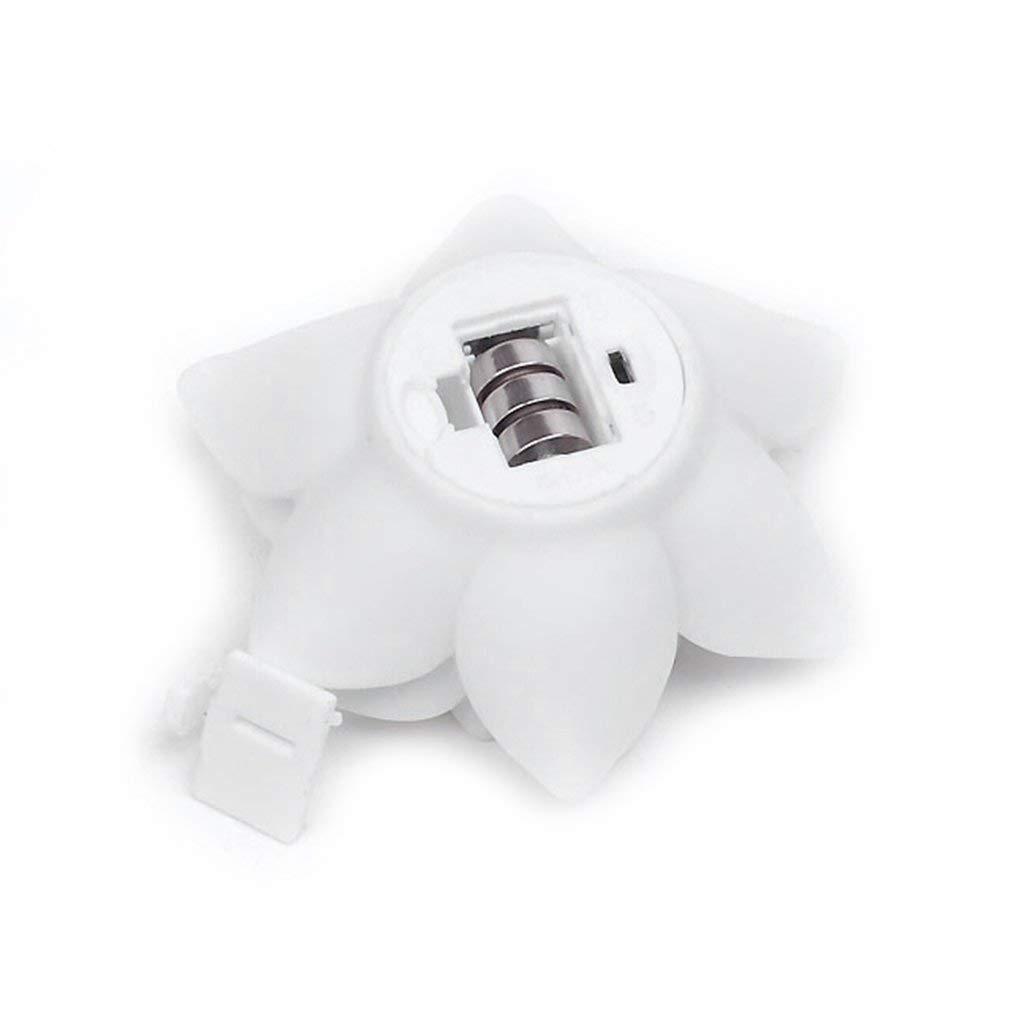 TiooDre Changement de Couleur LED Lampe Fleur Romantique Lotus photophores LED Night Light