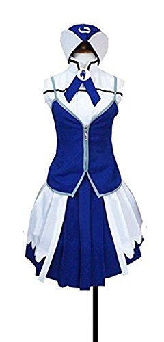 Dreamcosplay Anime Fairy Tail Juvia Lockser Outfits Cosplay