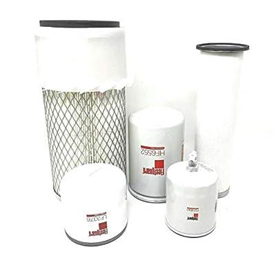 CFKIT Filter Kit For Bobcat 753 763 763 773 Skid Steer (All Fleetguard): Automotive