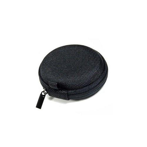 (Bluecell Black bluetooth handsfree headsets HARD EVA Case for Jawbone ERA ICON HD & ICON)