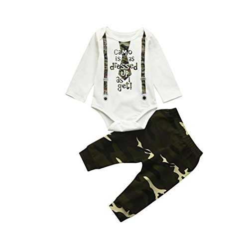DORIC Pants & Bodysuit Baby Boy Letter Printing Clothes Set for 6-24 - Feet Nylon Sexy Pictures