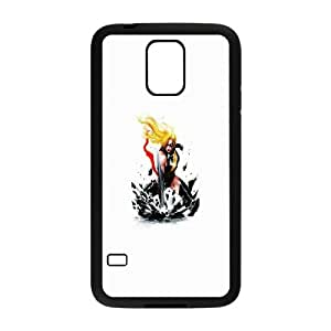 Ms Marvel Samsung Galaxy S5 Cell Phone Case Black phone component RT_279602