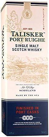 Talisker Talisker Port Ruighe Single Malt Scotch Whisky 45,8% Vol. 0,7L In Giftbox - 700 ml