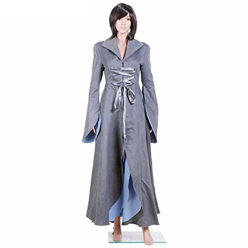 EChunchan The Lord of The Rings Arwen Chase Dress Cosplay Costumes Halloween Dresses -