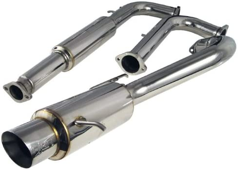 Injen Technology SES1869 Stainless Steel Exhaust System