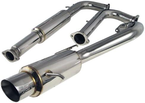 Injen Technology SES1869不锈钢排气系统