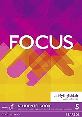 Focus BrE 5 Students Book & MyEnglishLab Pack: Amazon.es: Jones, Vaughan, Kay, Sue: Libros en idiomas extranjeros