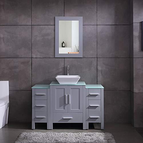 48 Inch Single Bathroom Vanity - 48
