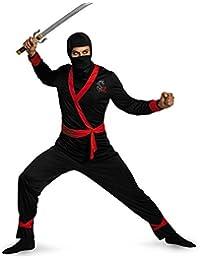 Men's Ninja Master Costume