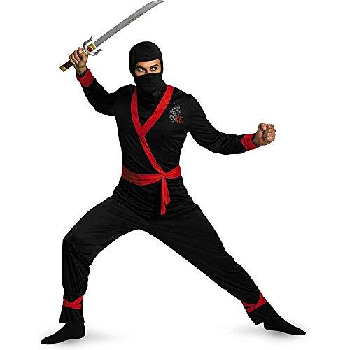 Disguise Mens Ninja Master Costume