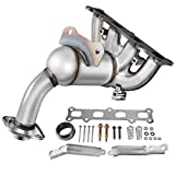 Catalytic Converter for 2007-2017 Jeep Patriot Compass 4WD | Dodge Caliber AWD 2.4L Direct-Fit High Flow Series (EPA Compliant)