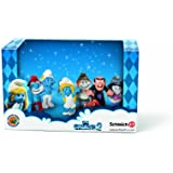 Schleich Smurf Set Movie 2013 Toy Figure