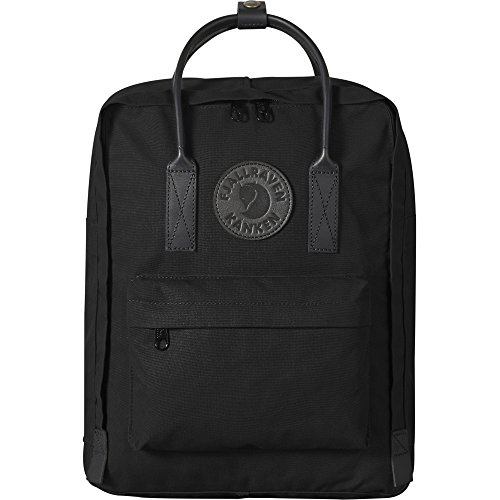 Fjallraven   Kanken No 2 Black Black